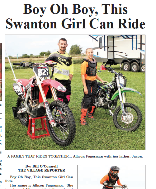Winning Like A Girl - Swanton Welding