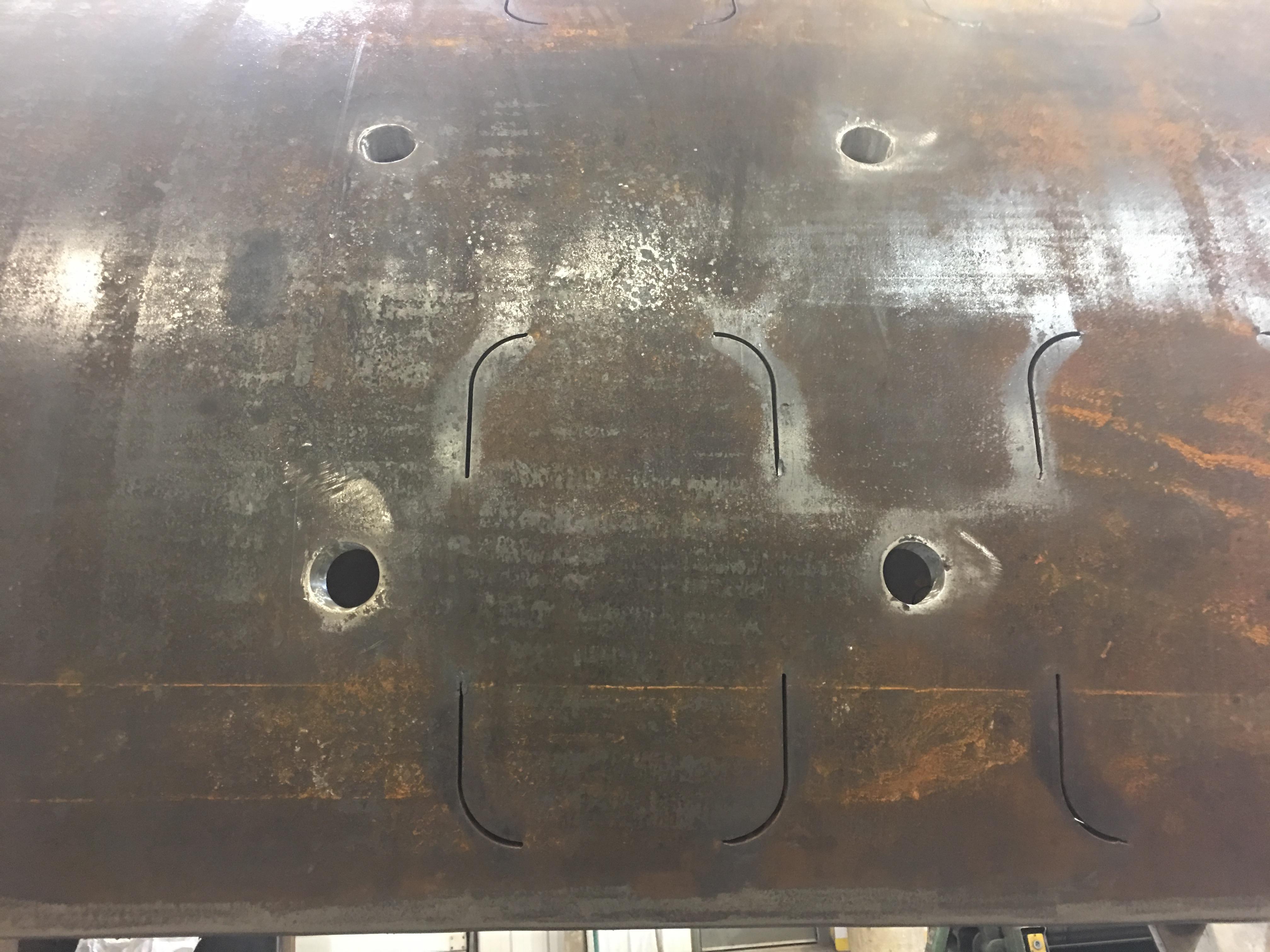 Welding Carbon Steel to Stainless Steel Swanton Welding 2