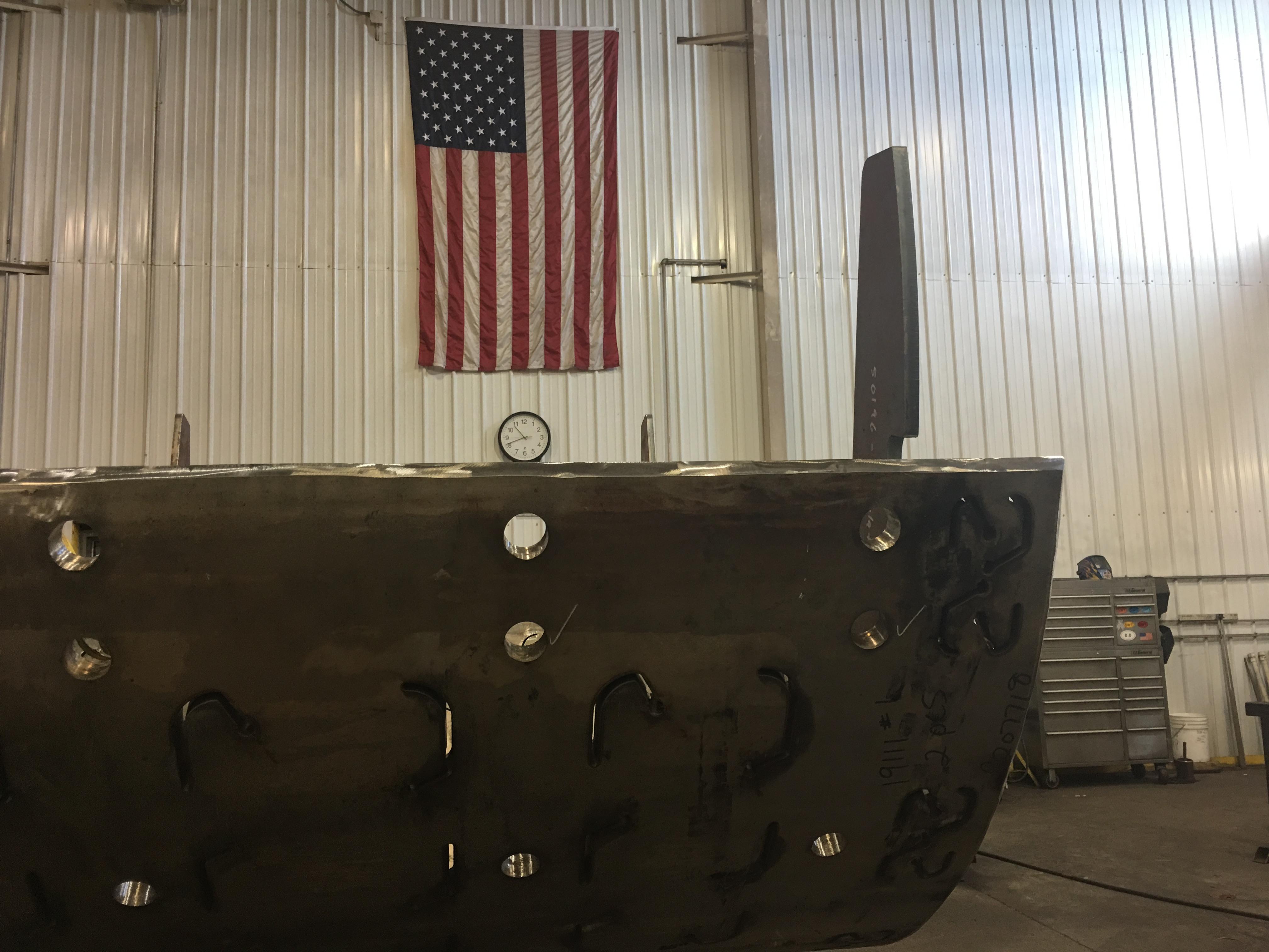 Welding Carbon Steel to Stainless Steel Swanton Welding 3