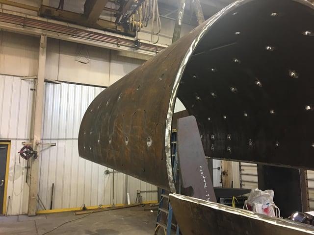 Welding Carbon Steel to Stainless Steel Swanton Welding 1
