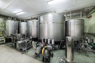 Carbon Steel Storage Stank Swanton Welding
