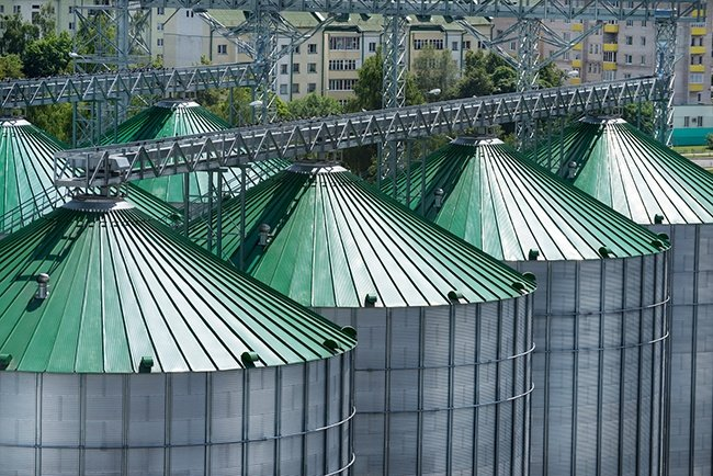 Fixed Roof Storage Tank Swanton Welding