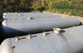 Cylindrical Storage Stank Swanton Welding