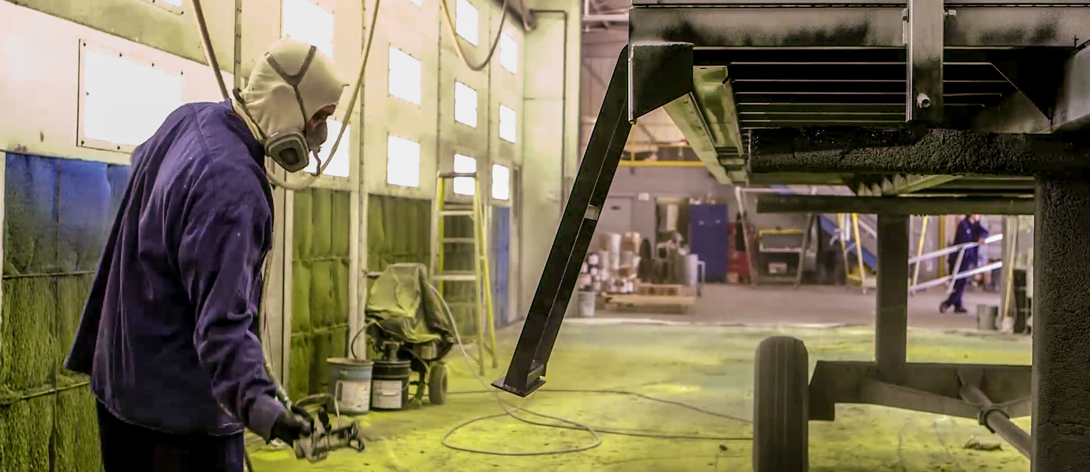 The Science Behind Painting Swanton Welding