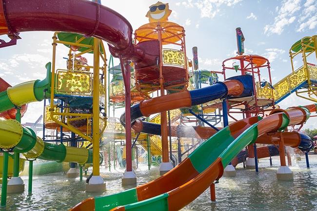Steel: The Secret Ingredient to Summer Water Fun