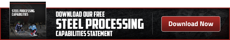 Download our free steel processing capabilities statement