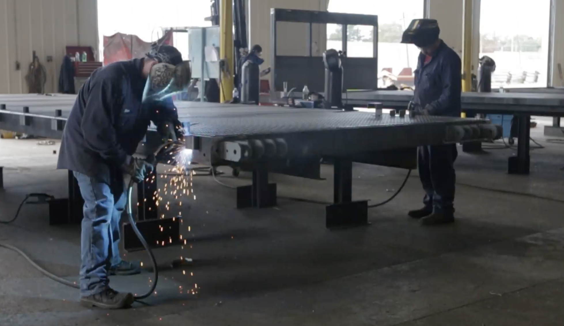 Swanton Welding Fulton County Video