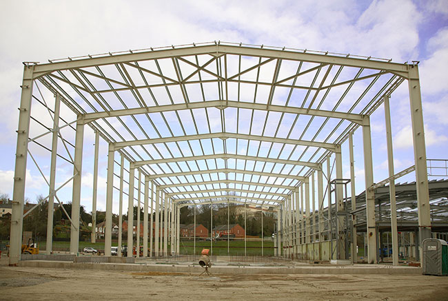 Fabricating Structural Steel Trusses